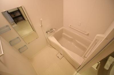 【浴室】オアシスコート大開