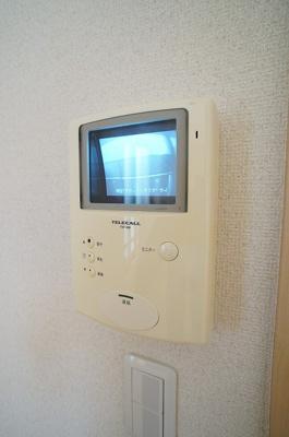 安心のテレビモニターホン!