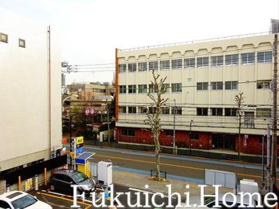 【展望】サンライズ渋谷本町