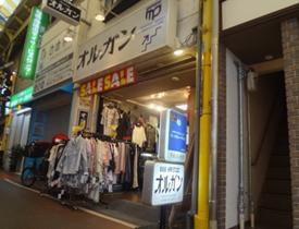 【外観】石橋1丁目店舗