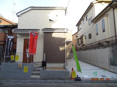 【外観】さいたま市緑区松木3丁目 性能評価書付新築分譲住宅全1棟