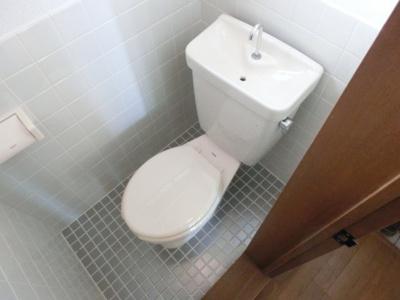 【トイレ】東須磨ハイツ