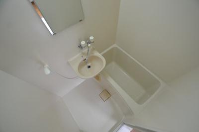 【浴室】サンビレッジ神前