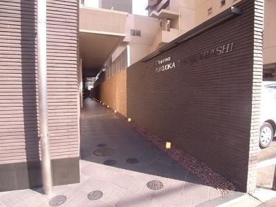 Grand E'terna 福岡天神橋(1K) エントランス