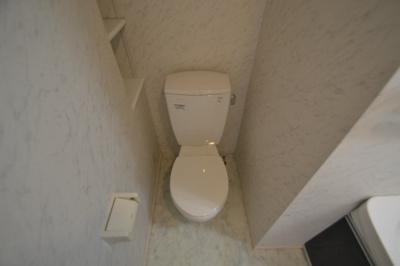 【トイレ】エトワール王子