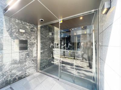 【エントランス】レジディア神田淡路町