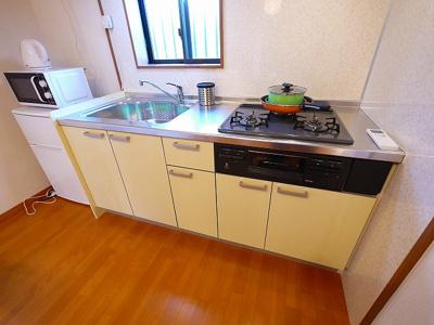 【キッチン】臼井貸家戸建(254)