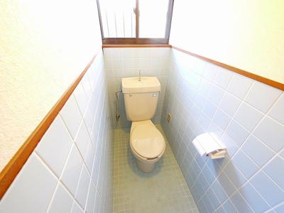 【トイレ】臼井貸家戸建(254)