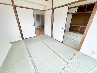 【寝室】プレアール藤沢台