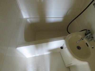 【浴室】コーポ長谷川