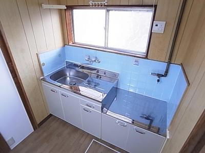 【キッチン】天神町ハイツ