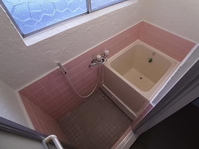 【浴室】天神町ハイツ