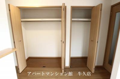 【収納】レジデンスさくら台D