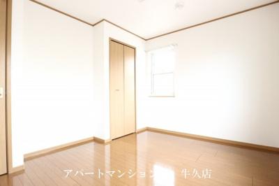【洋室】レジデンスさくら台D