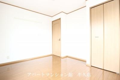 【寝室】レジデンスさくら台D
