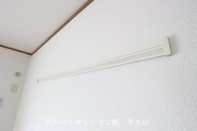 【設備】レジデンスさくら台D