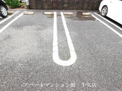 【駐車場】レジデンスさくら台D