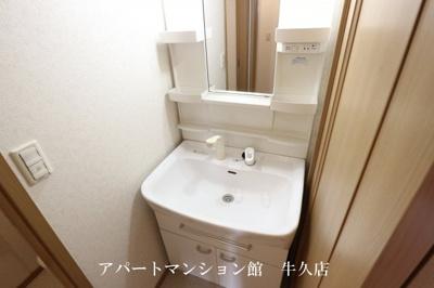 【独立洗面台】レジデンスさくら台D