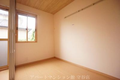 【寝室】ルミエール