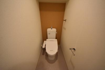 【トイレ】GLANZ