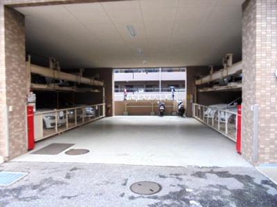 機械式駐車場★