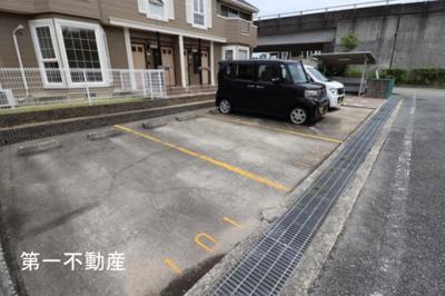 【駐車場】パークサイド・ビュー
