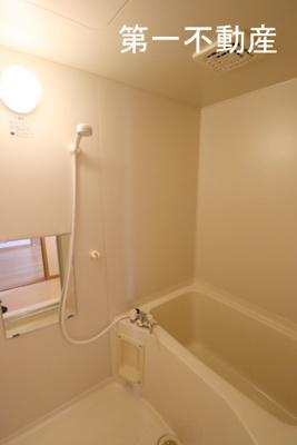 【浴室】パークサイド・ビュー