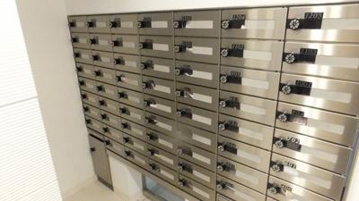 パークアクシス上野 メールボックス