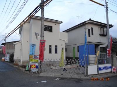 【外観】蓮田市黒浜 新築分譲住宅全1棟