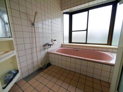 清川貸家(3SLDK) 風呂