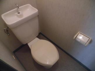 【トイレ】ファミールマジェスタ東棟