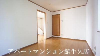 【玄関】レイクルイーズ
