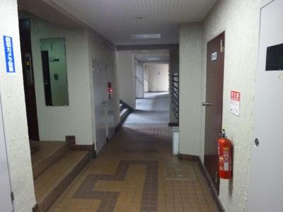 【エントランス】パレ京橋Ⅰ番館