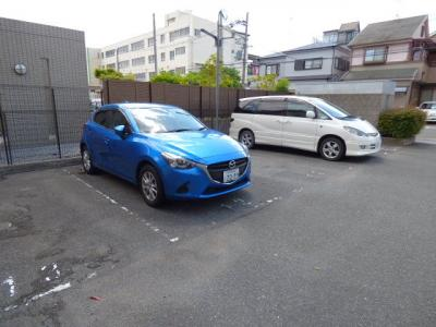【駐車場】エスパシオ水尾