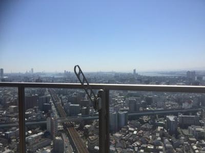 【展望】大阪福島タワー