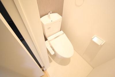 【トイレ】グランメール大塚町