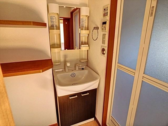 Grand E'terna 福岡天神橋(1R) キッチン 写真は同タイプ