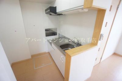 【キッチン】サイドウォーク