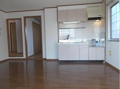 【キッチン】アロサール高野台