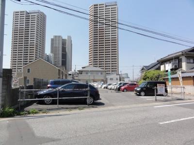 【外観】仲澤第2駐車場(軽専用)