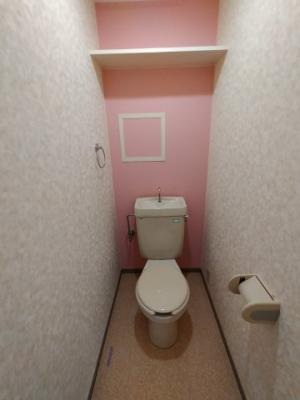 【トイレ】アルデールエスパシオ