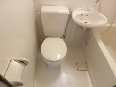 【トイレ】ウィンダム妙法寺弐番館
