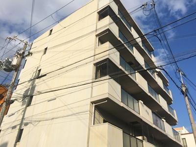 【外観】ホンダハイム
