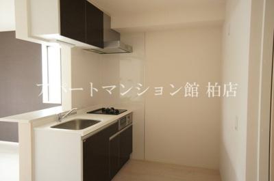 【キッチン】クレール松葉Ⅲ