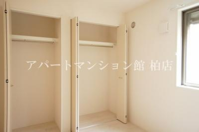 【収納】クレール松葉Ⅲ