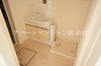 【洗面所】クレール松葉Ⅲ