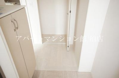 【玄関】クレール松葉Ⅲ