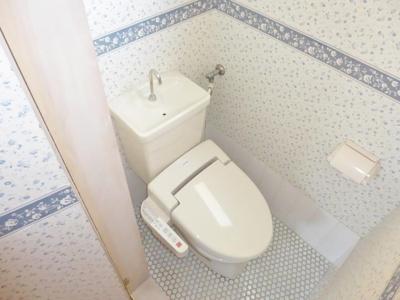 【トイレ】緒方マンション