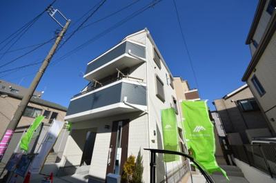 【外観】ハートフルタウン新蒲田 全2棟