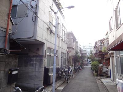 【周辺】大木マンション